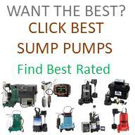 Want The Best Find Best Rated Sump Pumps at SumpPumps.PumpsSelection