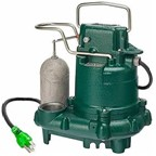 Zoeller M63 Sump Pump Mighty Mate Premium Series